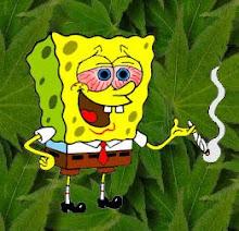 Bob esponja Fumaooo
