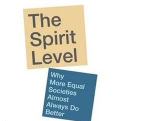 wilkinson picketts spirit level book essay It is brave to write a book arguing that wilkinson and pickett's description of unequal they should start with the spirit level because of.