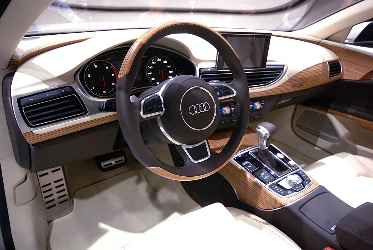 Audi Cars & Specifications: Audi a7