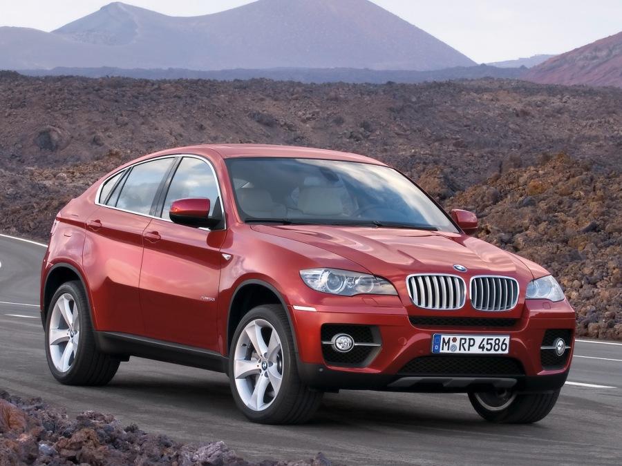 BMW Cars: BMW X6