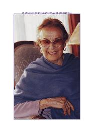 Homenaje hoy a Marta Sepúlveda, LA DAMA DE LAS PALABRAS