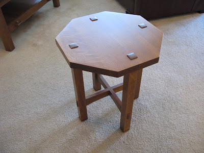 Stickley Tabouret Table (89-559-035)