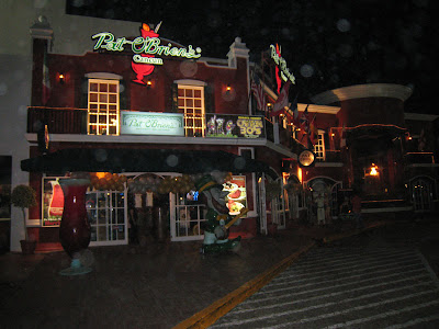 Pat O'Briens in Cancun, Mexico