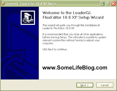 LeaderGL FlexEditor 10.8 XP Initial installation free P2K drivers and software for Motorola V3