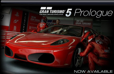 Gran Turismo 5 Prologue - the date and time settings are not set correctly