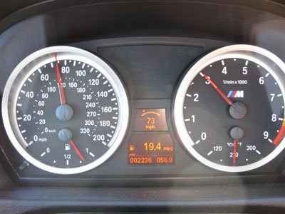 BMW e90 / e92 / e93 M3 Cruise Control Settings and Review