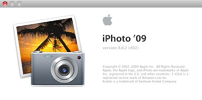 iPhoto faces crashing and corruption fixed in iPhoto 8.0.1 and 8.0.2