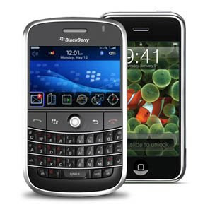 Blackberry Bold 9000 Series - First impressions