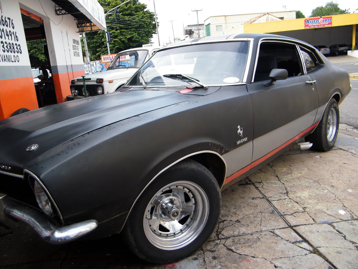 Maverick V8