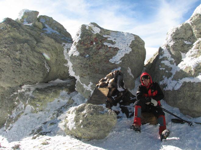 صعود زمستانی دماوند