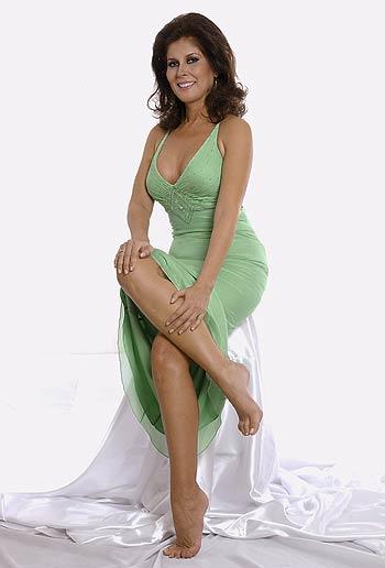Olga Zumarán es elegida Mrs. Perú 2009 (Señora Perú 2009)