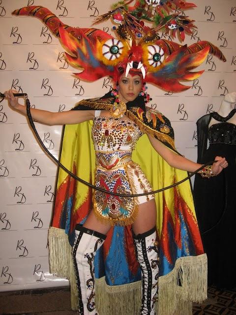 Genera polémica traje de Miss Perú