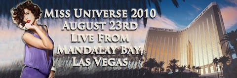 Las expectaculares candidatas al Miss Universe 2010