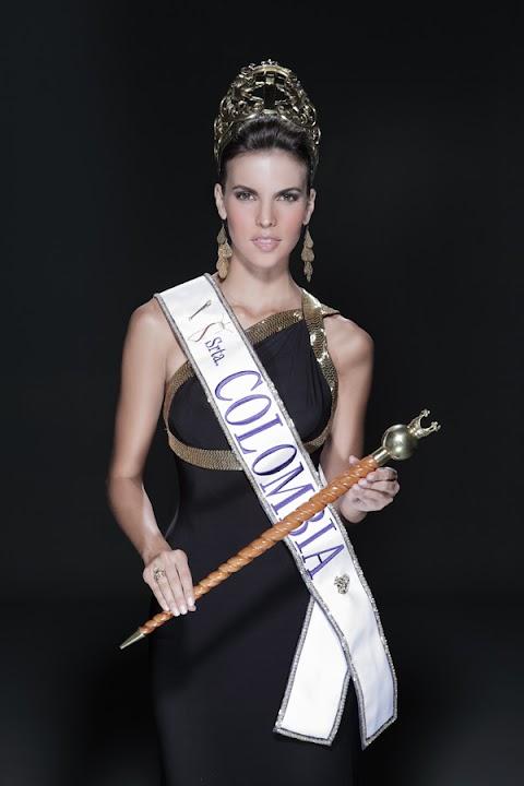 Miss Colombia 2010, ansiosa por participar en Miss Universo