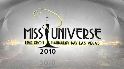 Miss Universe 2010 este Lunes 23 de agosto