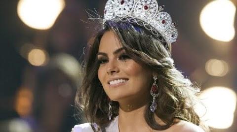 ¿A qué se dedicaba Miss Universo 2010 antes de ser coronada?