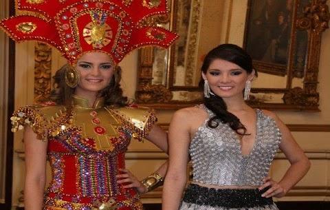 Miss Earth Perú 2010 lucira traje reciclado