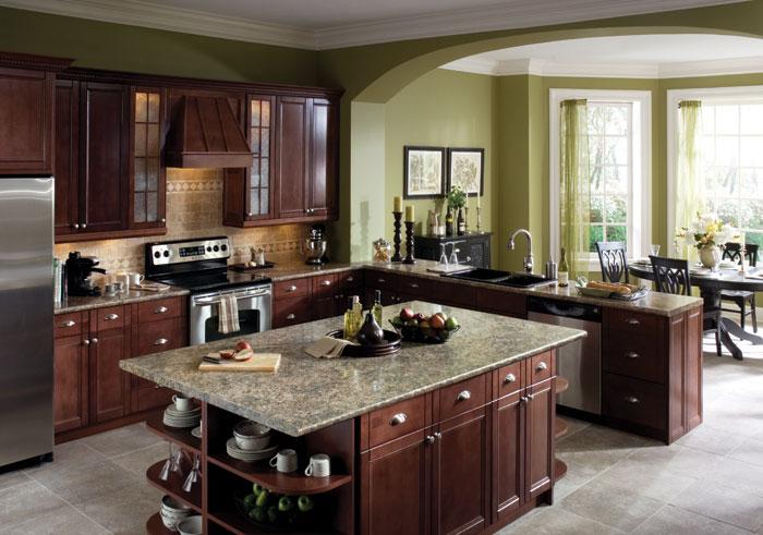 تصميم مطبخ راقي - مطبخ رقم 2