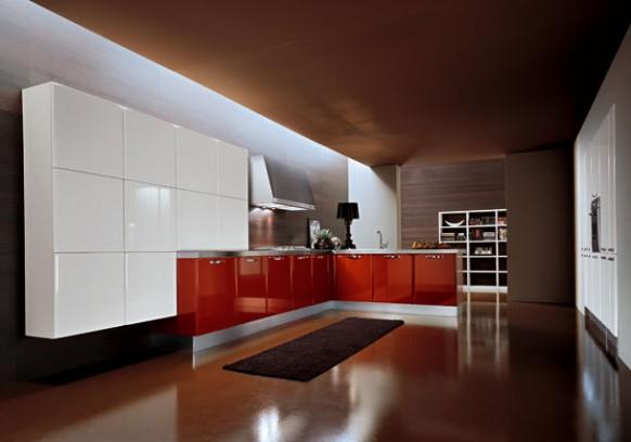 مطابخ حديثة تصميم مطبخ حديث رقم 18