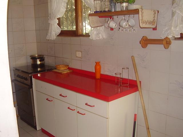 Cocina Cabaña 4