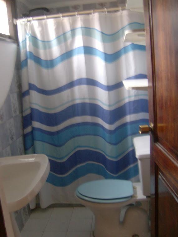 Baño Cabaña 4