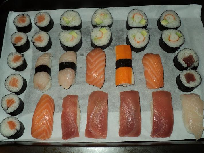 I miei sushi