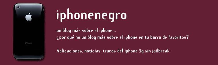 iphonenegro