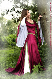 Robe médiévale Vanessa