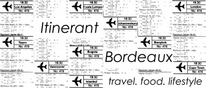 Itinerant Bordeaux
