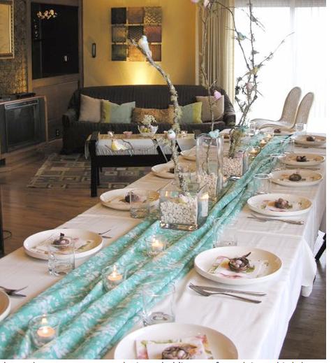 Decoracion de mesas de comuni n - Decoracion comunion en casa ...