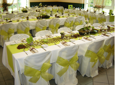 Mariage Champetre Decoration Table