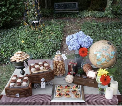 Decoracion para fiestas los muebles en el jardin for Decoracion fiesta jardin