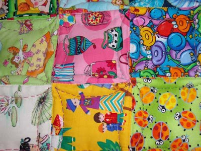 Algo mas que patchwork para infantiles y preescolares gratis