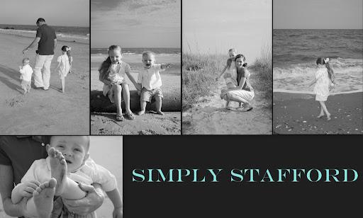 SIMPLY STAFFORD