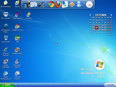 is windows xp service pack 3 a 64 bit os