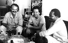 Moçambique: Cineasta e compositor Rui Guerra, pintor Malangatana e fotógrafo Daniel de Andrade