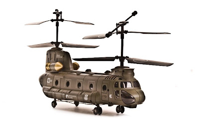 Syma S022 Big Army Chinook RC Helicopter