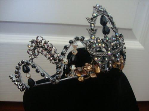 Black Swan Headpiece
