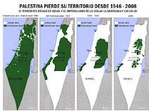 Territorio Palestino de 1946 a 2008