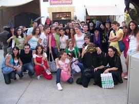 Halloween en Isla Mágica