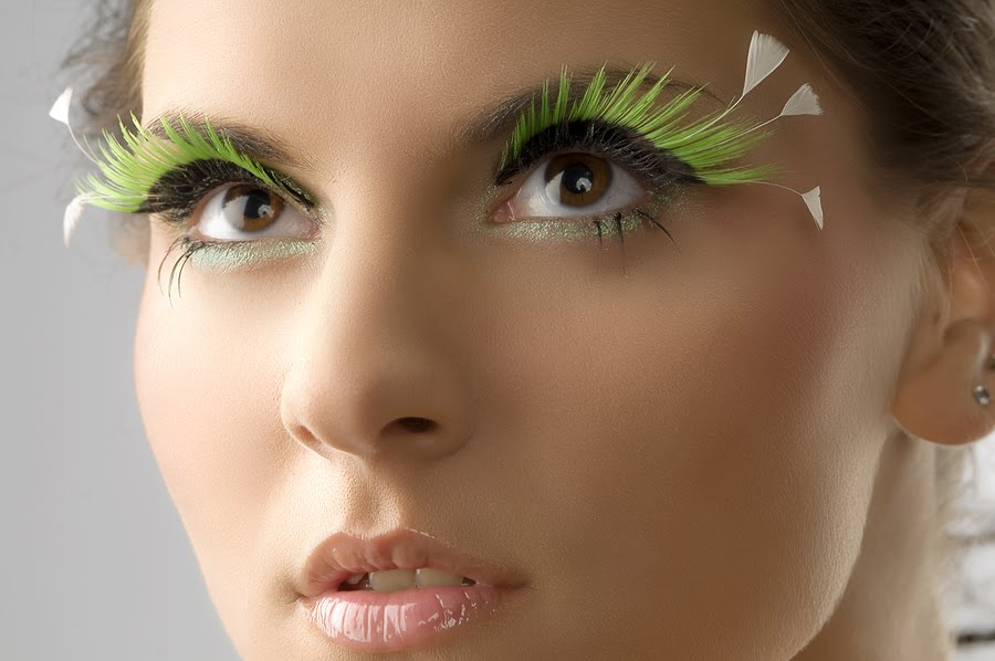 exotic makeup ideas. Fairy Makeup Ideas