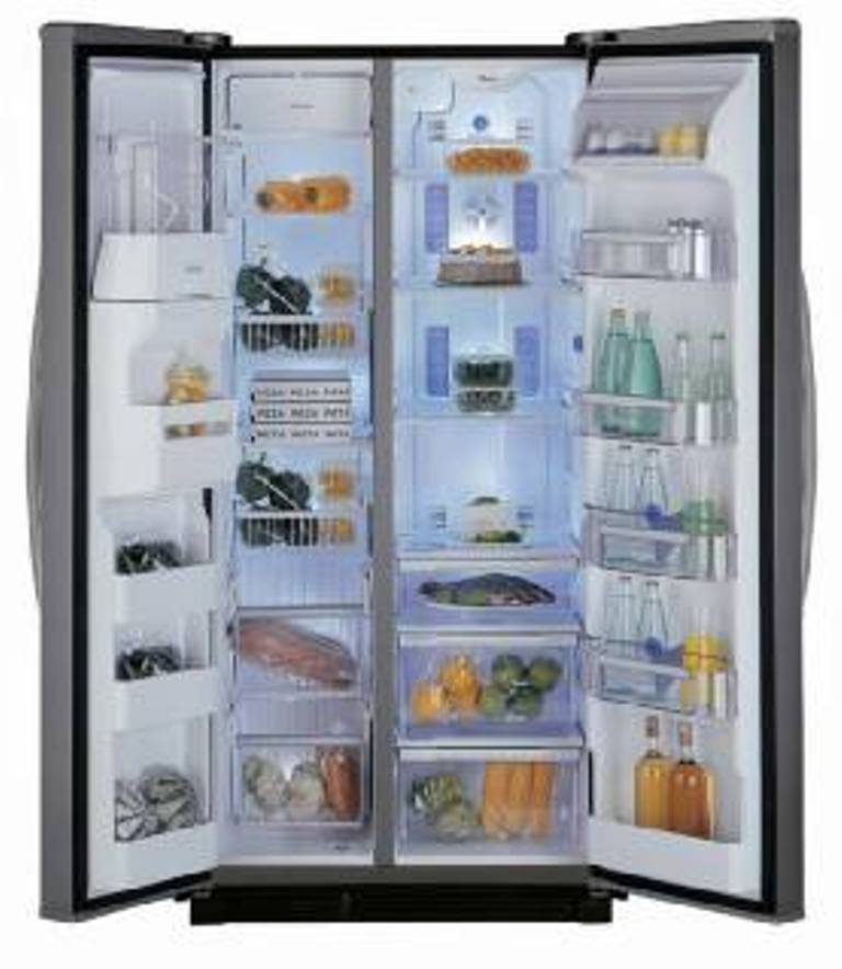 Frigo Con Dispenser Acqua E Ghiaccio. Simple Frigo Con Dispenser ...