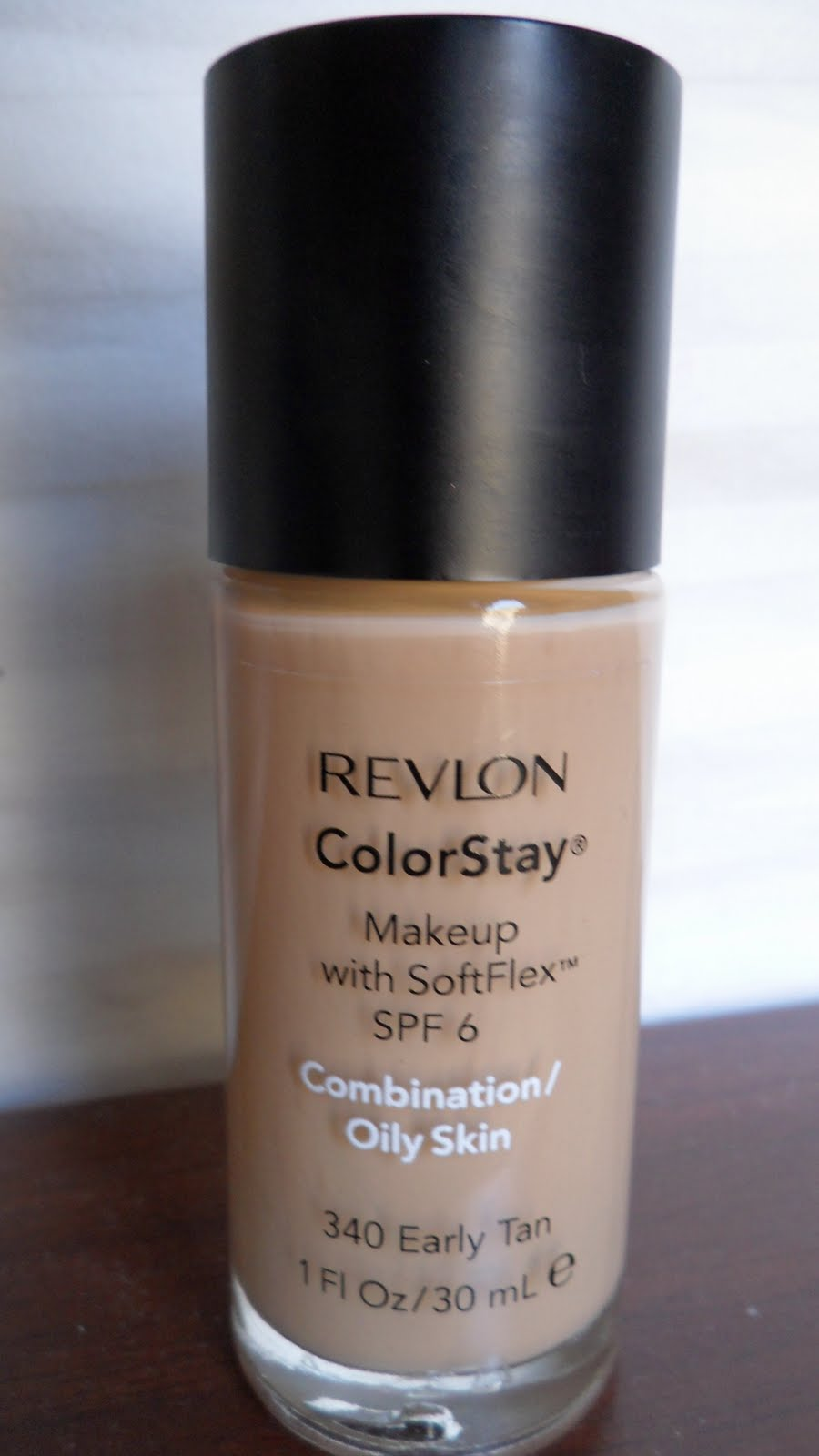 Will Work for Makeup: Review: Revlon Color Stay Foundation and a ...