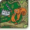 Film in het bos