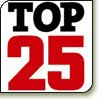 Top 25 Wereldsteden