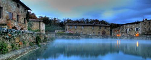Euxana vacanze toscane con benessere vacanze a bagno - Agriturismo bagno vignoni ...