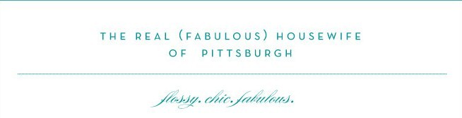 The Real Fabulous Housewife of Pittsburgh