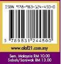 ISBN & HARGA BUKU