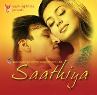 Saathiya hindi bollywood movies(2002) mp3 Songs