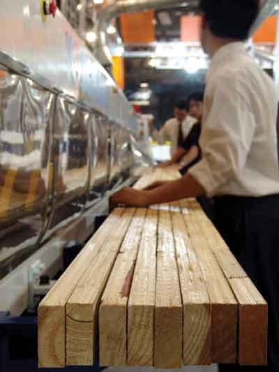 herramientas para el proceso de la madera